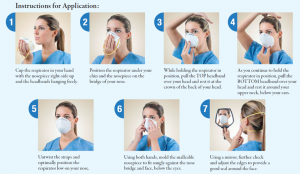 How to Wear N95 Masks Properly