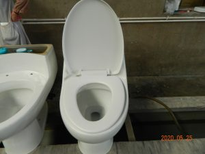 Toilet Quality Control Inspection Service