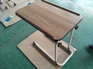 Overbed Table Quality Control Inspection Service
