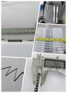 Marker Pen Quality Control Inspection Service