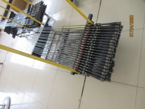 Fishing Rod Quality Control Inspection Service