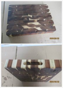 Chopping Board Quality Control Inspection Service