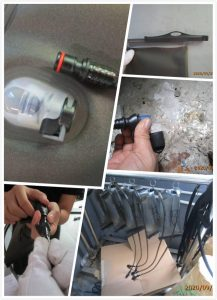 Hydration Bladder Quality Control Inspection Service
