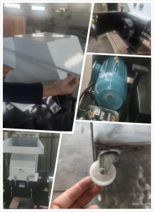 Bone Crusher Quality Control Inspection Service