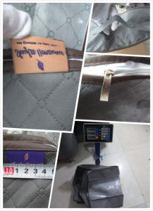 Bag Quality Control Inspection Service
