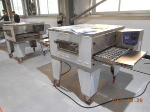 Electric Conveyor Oven Quality Control Inspection Service