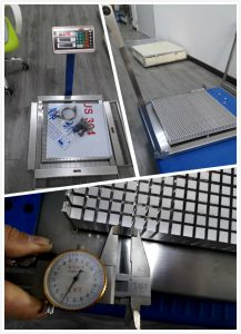 Chocolate Cutter Machine Quality Control Inspection Service