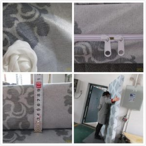 Mattress Quality Control Inspection Service