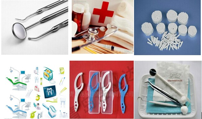 dental supplies quality inspection