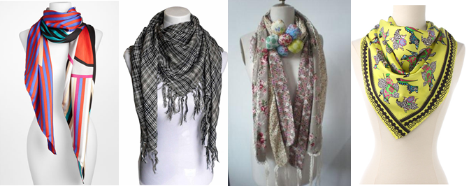 Scarf Inspection:shawl,muffler,scarf,wrap,neckerchief