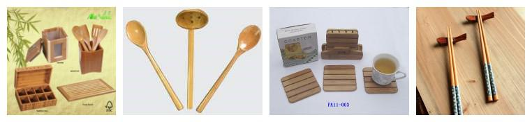 Bamboo products inspection:food mat,chopsticks,chopping board