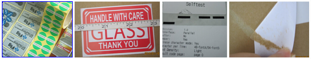 printer labels inspection:shipping Stickers-price-super market