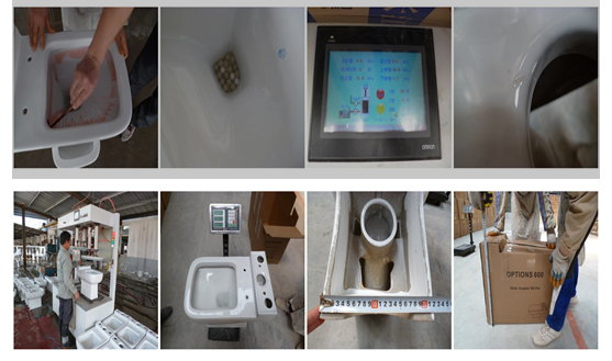 Cistern inspection:the toilet,Cistern,Basins,concealed Cistern,automatic Cistern