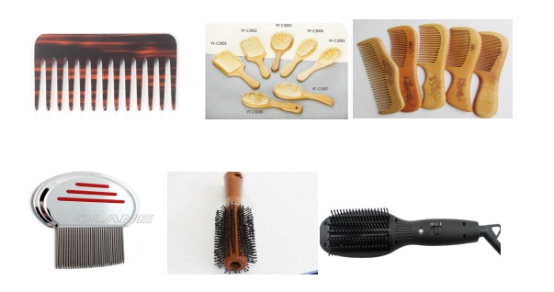 Comb inspection-Comb quality control