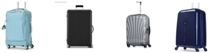 Suitcase inspection-Suitcase quality control:metal,hard,soft