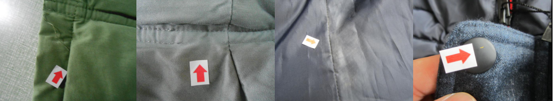 china clothes inspection-clothes fabric defects
